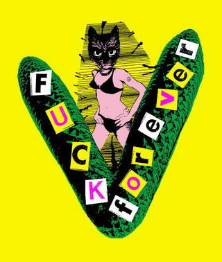 More Love - Big Yellow Fuck Forever by Jamie Reid