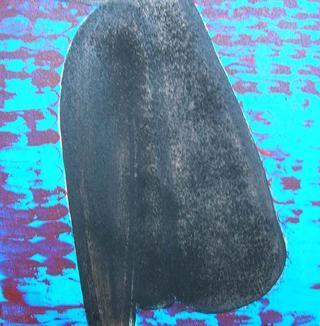 Nude Black Fragment by Roberto Donderis Albert