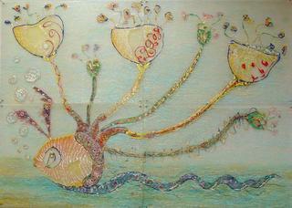Fish by Ismael  y Felix Lozano