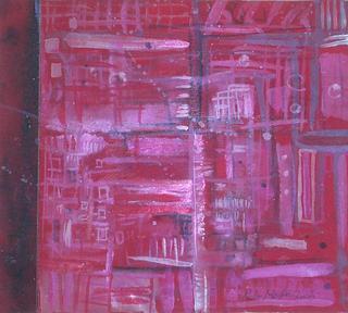 Crossings I (Triptych ) by Paulo Morfin