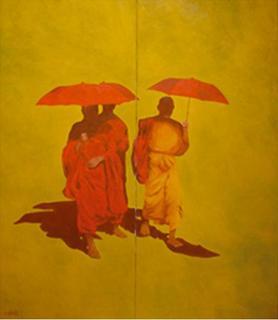 TB15: Monk by Vu Thai  Binh