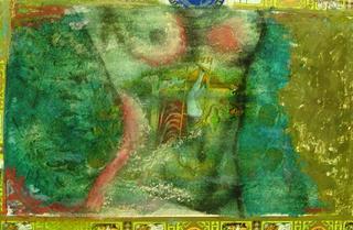 Bluish Body by Pilar Bamba Gastardi