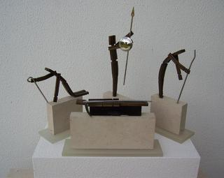 Os 4 Cavaleiros do Apocalipse by Joao Iglésias