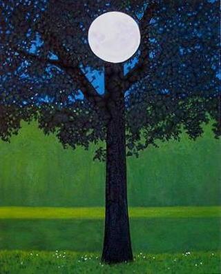 Yard Light by Dawn Price