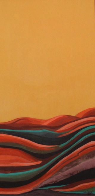 Sahara I by Lola López