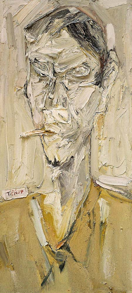 Expressed Portrait 2 by Trinh Minh Tien