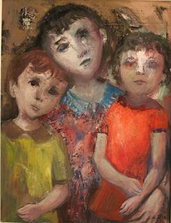 Children by Agustín Río