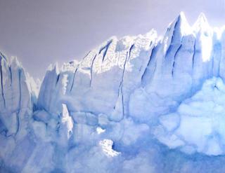 Glacier Towers by Paula Franco