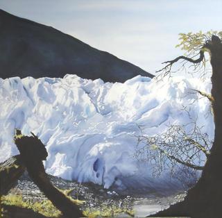 Moreno Glacier by Paula Franco