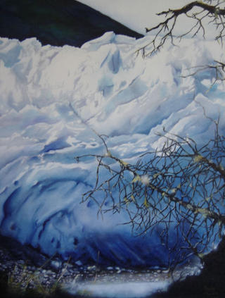 Glacier by Paula Franco