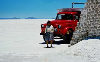 Salar de Uyuni, Bolivia by Jamie Ball