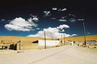 Open Skies, Argentina by Jamie Ball