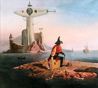 Gullivers Loneliness by Sergey Frolakov