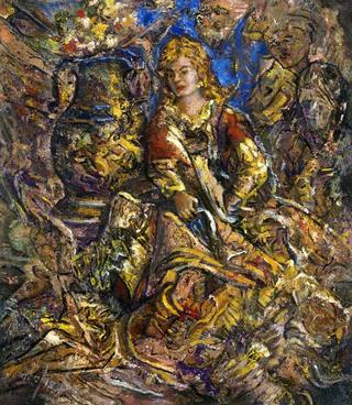 Baroque by Alejandro Hermoso