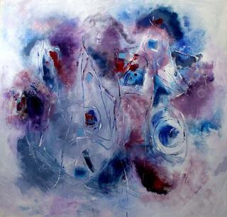 Abstract 25 by Malka Tsentsiper