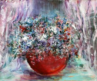 Flowers 2 by Malka Tsentsiper