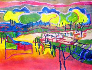 Return by Oscar Gagliano
