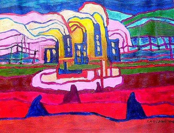 Environment by Oscar Gagliano