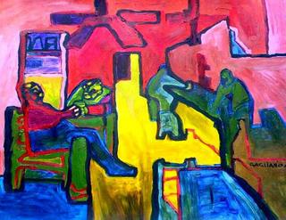 Refuge by Oscar Gagliano