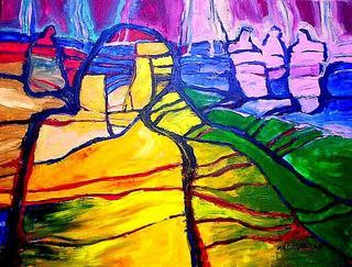 Divided by Oscar Gagliano
