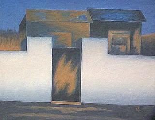 The White Wall by Basia Kuperman