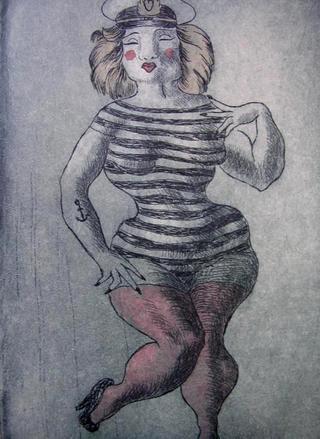 Sailor by Esther Limones