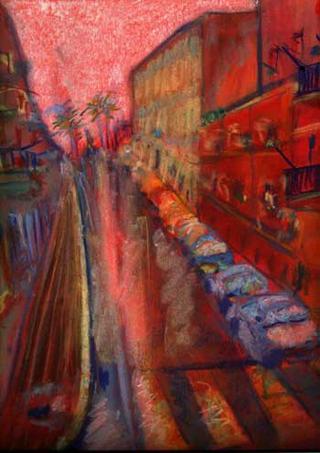 Fisher Street by Patxi Fernandez Navarro