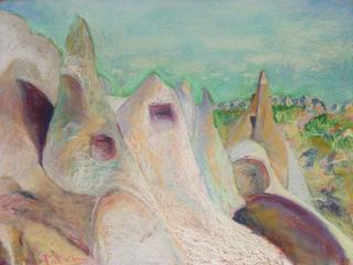 Capadocia by Patxi Fernandez Navarro