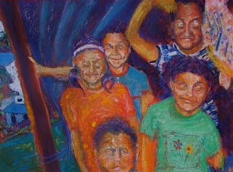 These Childrens of Honduras by Patxi Fernandez Navarro