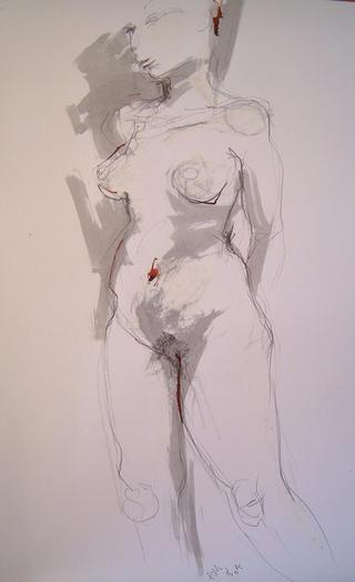 Nude Point of View by Alex Mackenzie