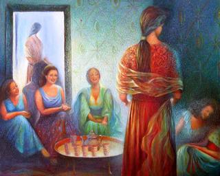 Hospitalety by Shulamit Halfon