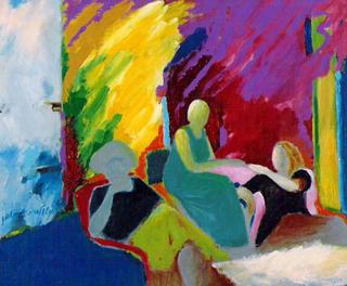 Women by Shulamit Halfon