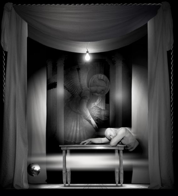 Meditation-1 by Bohdan Vandiak