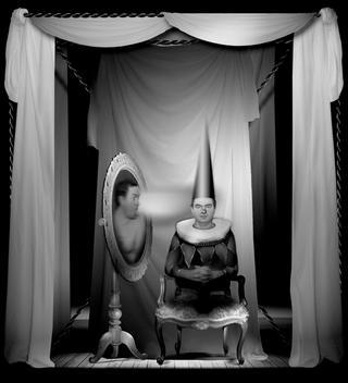 Meditation-4 by Bohdan Vandiak