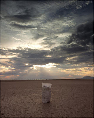 Bag of Clouds by Alfredo De Stéfano