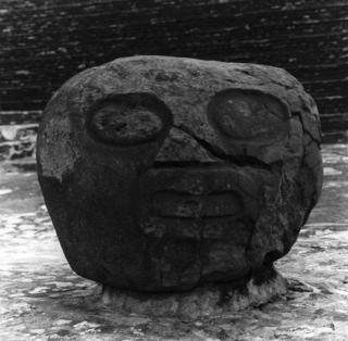 Mask by Lourdes Grobet