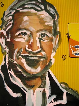 López Obrador by Carlos Pez