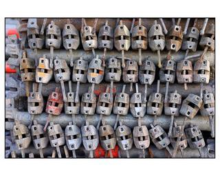 Masks by Paolo Tagliolini