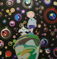Jellyfish Eyes - Max and Shimon in the Strange Forest by Takashi Murakami