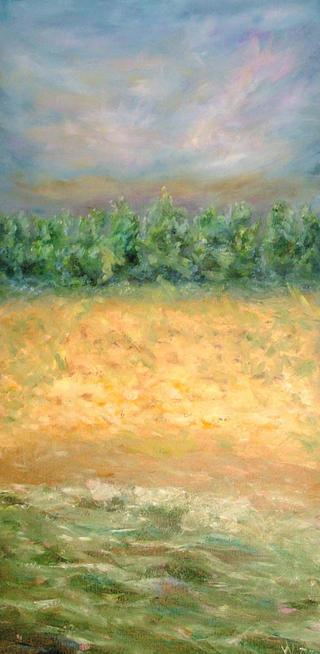 Landscape by Anastasia Woron