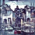 Betanzos - Galizia by Félix Beristain