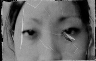 Self Portrait IV (No es como Terciopelo Series) by Kim Ji Hae