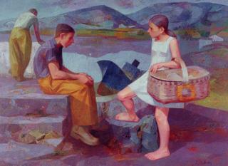 Ezkongaiak Hizketan by Félix Beristain