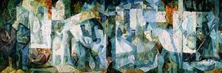 Ondarroa Murala by Félix Beristain