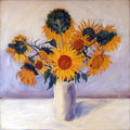 Sunflowers by Laura Vinader