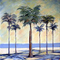 Palm Tree by Laura Vinader