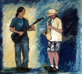 Musicians by Laura Vinader