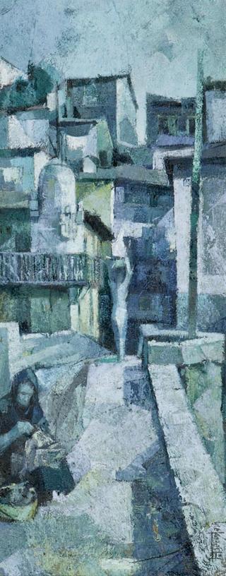 Zubi Zahar Urdiñe by Félix Beristain