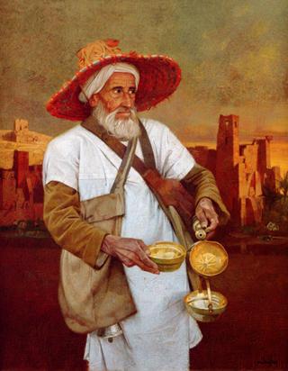 El Aguador by Félix Beristain