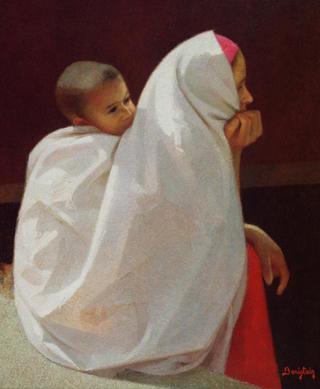 Motherhood by Félix Beristain